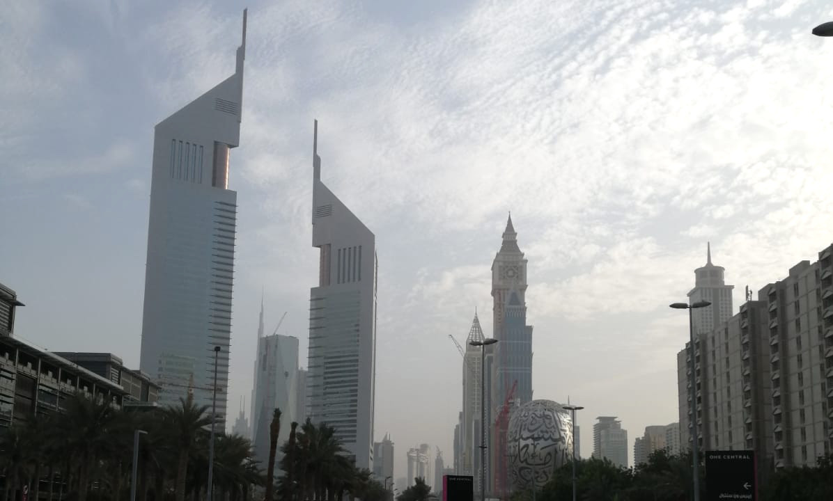Construction and Growth in Dubai